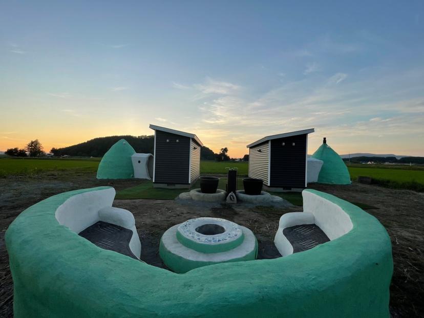 北海道当麻町 古民家再生 大自然アースバッグサウナファンドのファンドイメージ